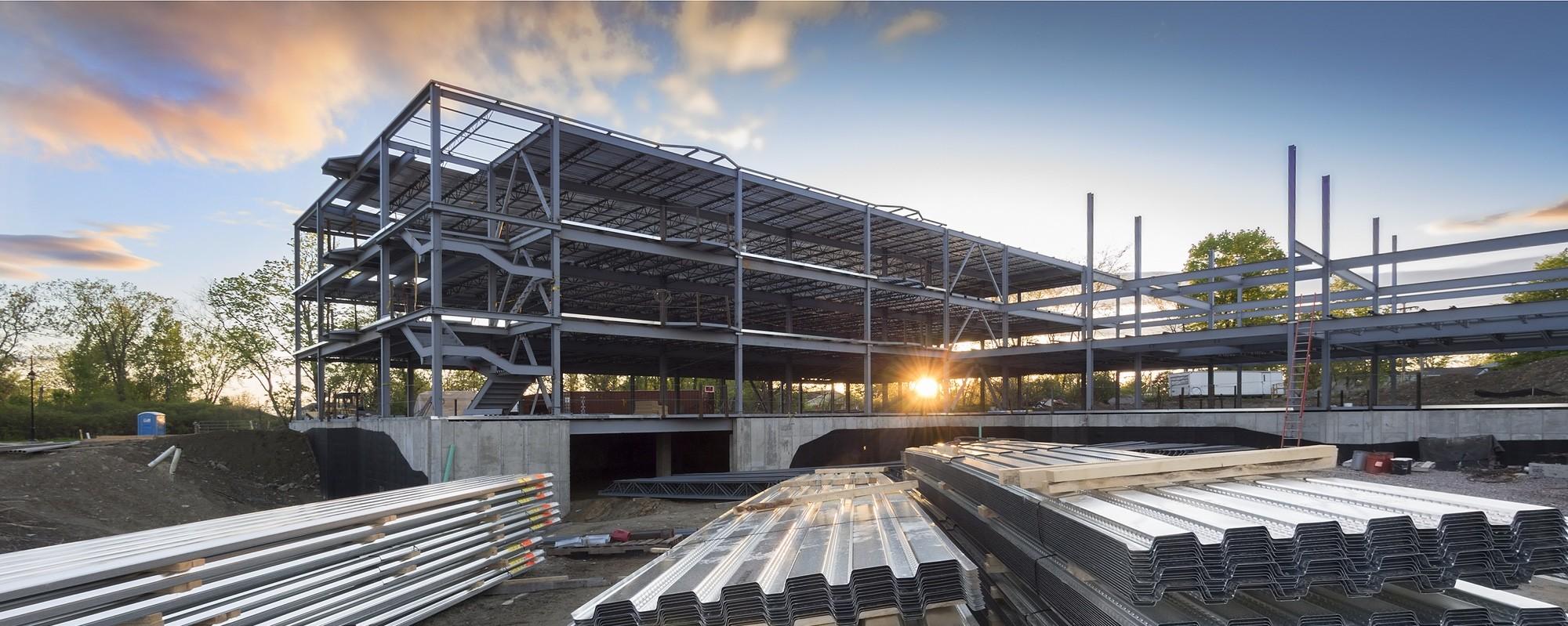 Commercial Building Construction Insurance