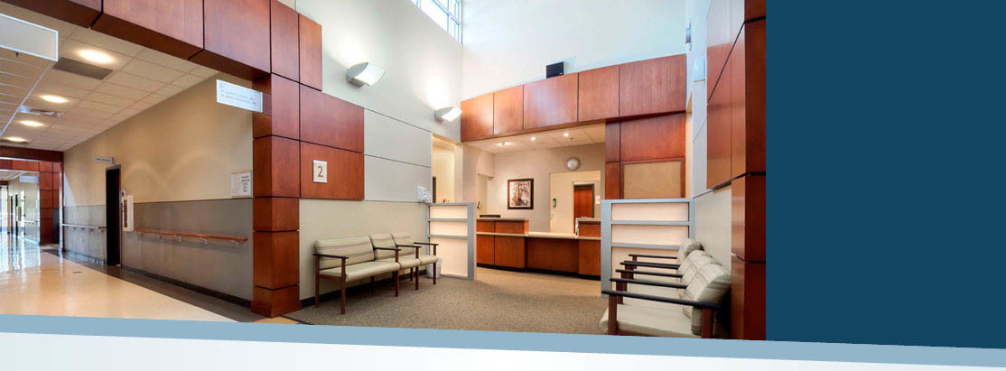 medical clinic waiting room